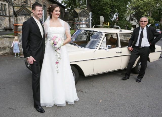 Hochzeitsfahrt Ehepaar Plaggenborg-2
